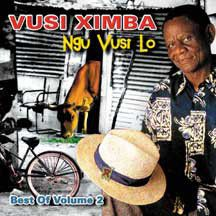 Vusi Ximba - Ngu Vusi Lo - Best Of Vusi Ximba - Vol.2 (CD)