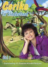 Carike Keuzenkamp - Carike in Kinderland (DVD)