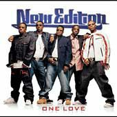 New Edition - One Love (CD)