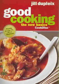 Good Cooking: The New Basics with Jill Dupleix - (Region 1 Import DVD)