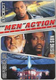 Men of Action Boxset - (Region 1 Import DVD)