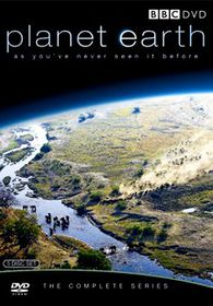 Planet Earth (BBC) - (parallel import)