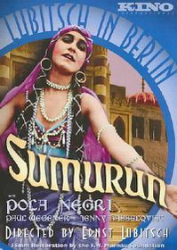 Sumurun (One Arabian Night) - (Region 1 Import DVD)