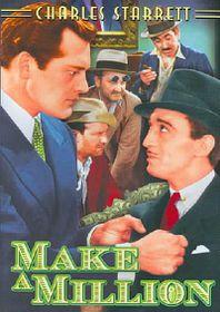 Make a Million - (Region 1 Import DVD)