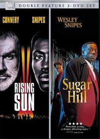 Rising Sun & Sugar Hill 2pk - (Region 1 Import DVD)
