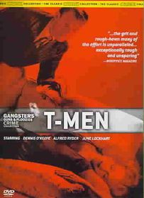 T Men - (Region 1 Import DVD)