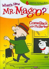 Mr. Magoo:Come Back Little Mcbarker - (Region 1 Import DVD)