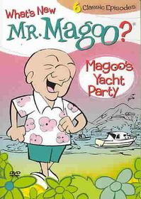 Mr. Magoo:Magoo's Yacht Party - (Region 1 Import DVD)