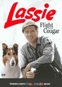 Lassie:Flight of the Cougar - (Region 1 Import DVD)