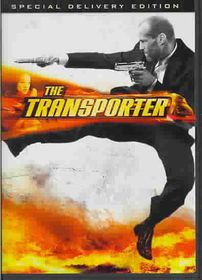 Transporter Special Delivery Edition - (Region 1 Import DVD)