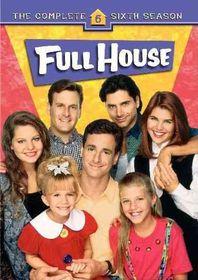 Full House:Complete Sixth Season - (Region 1 Import DVD)