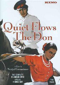 Quiet Flows the Don - (Region 1 Import DVD)