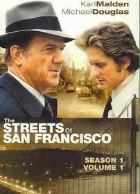 Streets of San Francisco:First Sea V - (Region 1 Import DVD)