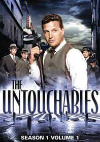 Untouchables Season One Vol 1 - (Region 1 Import DVD)