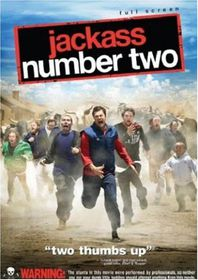Jackass-The Movie 2 - (Import DVD)