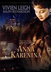 Anna Karenina - (Region 1 Import DVD)