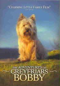 Adventures of Greyfriars Bobby - (Region 1 Import DVD)