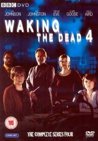 Waking the Dead-Series 4 - (Import DVD)