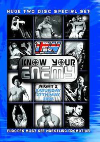 1PW Wrestling - Know Your Enemy - Night 2 - (Import DVD)