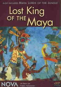 Lost King of the Maya - (Region 1 Import DVD)