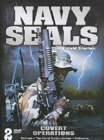 Navy Seals:Untold Stories - (Region 1 Import DVD)