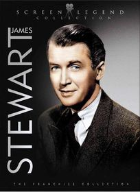 James Stewart: Screen Legend Collection - (Region 1 Import DVD)