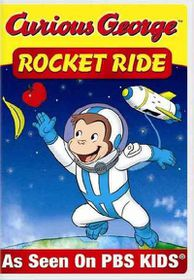 Curious George:Rocket Ride and Other - (Region 1 Import DVD)