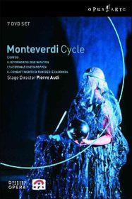 Pierre Audi Monteverdi Set - (Australian Import DVD)