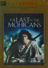 Last of the Mohicans - (Region 1 Import DVD)