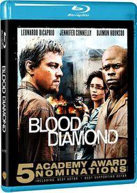 Blood Diamond - (Region A Import Blu-ray Disc)