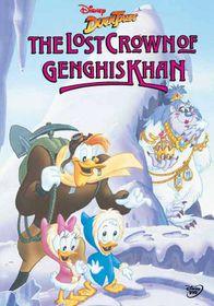 Ducktales : Vol. 3 - Lost Crown Of Gengishkhan (DVD)