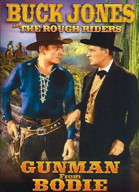 Rough Riders:Gunman from Bodie - (Region 1 Import DVD)