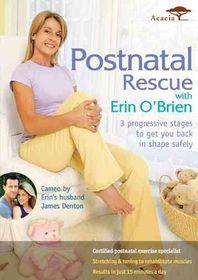 Postnatal Rescue with Erin O'brien - (Region 1 Import DVD)