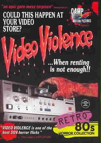 Video Violence 1 & 2 - (Region 1 Import DVD)