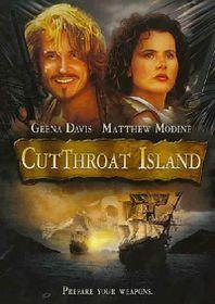 Cutthroat Island - (Region 1 Import DVD)