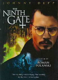 Ninth Gate - (Region 1 Import DVD)