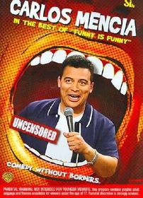 Carlos Mencia in:Best of Funny is Fun - (Region 1 Import DVD)