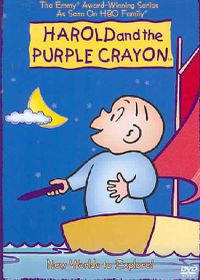 Harold and the Purple Crayon - New Worlds to Explore - (Region 1 Import DVD)