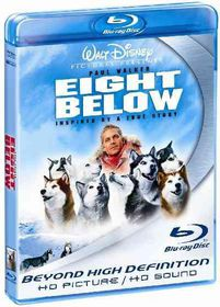Eight Below - (Region A Import Blu-ray Disc)