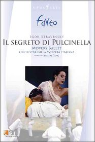 Stravinsky - Il Segreto Di Pulcinella (DVD)