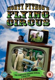 Monty Python-Series 2 - (Import DVD)