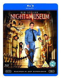 Night at the Museum - (Import Blu-ray Disc)