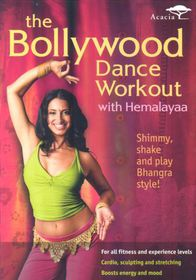 Bollywood Dance Workout - (Import DVD)