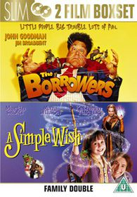 Borrowers/a Simple Wish - (Import DVD)