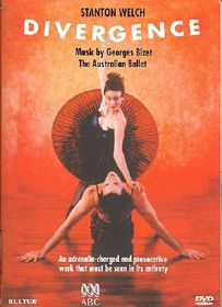 Divergence (Australian Ballet) - (Region 1 Import DVD)