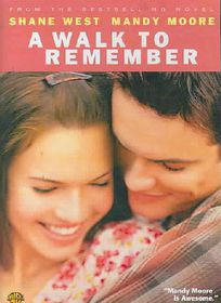 Walk to Remember - (Region 1 Import DVD)