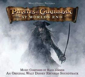 Soundtrack - Pirates Of The Carribean 3 - At World's End (CD)