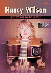 Nancy Wilson - Instructional Acoustic Guitar - (Region 1 Import DVD)