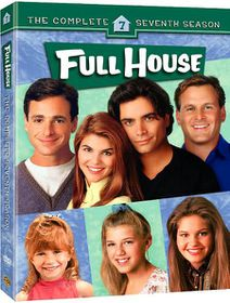 Full House:Complete Seventh Season - (Region 1 Import DVD)