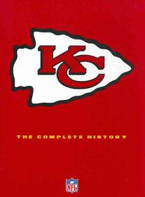 Nfl History of the Kansas City Chiefs - (Region 1 Import DVD)